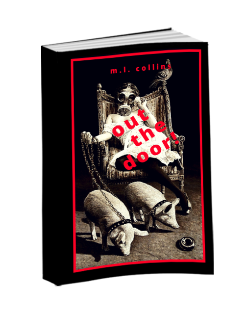 Out the Door book